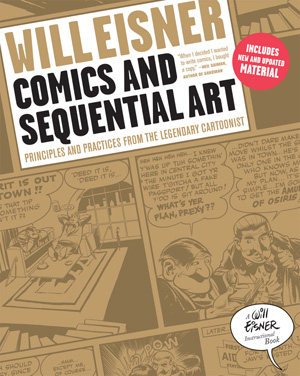 Will Eisner - Comics and Sequential Art | Comic