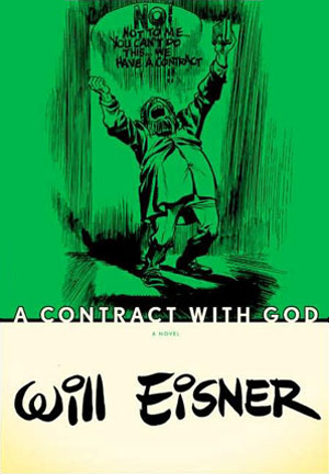 Will Eisner - A Contract With God | Comic