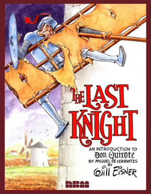 Will Eisner - The Last Knight | Comic