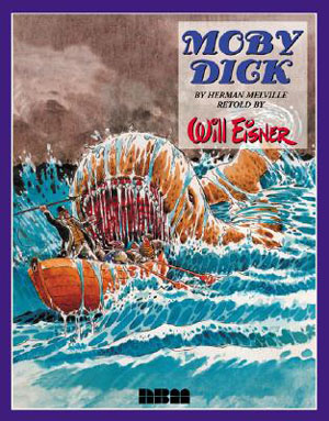 Will Eisner - Moby Dick | Comic