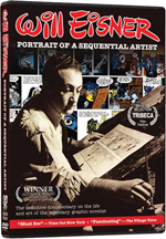 Will Eisner: Portrait of a Sequential Artist (DVD)