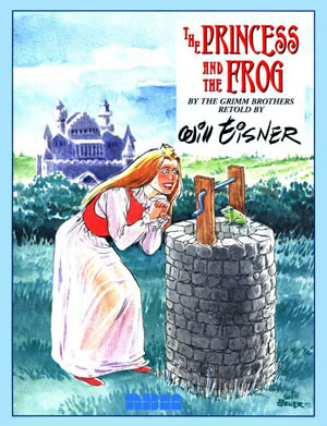 Will Eisner - The Princess And The Frog | Comic