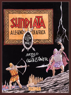 Will Eisner - Sundiata: A Legend of Africa | Comic