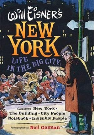 Resultado de imagem para nova york will eisner