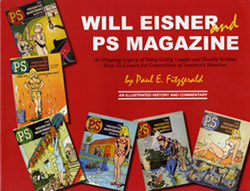 Will Eisner and PS Magazine by Paul E. Fitzgerald